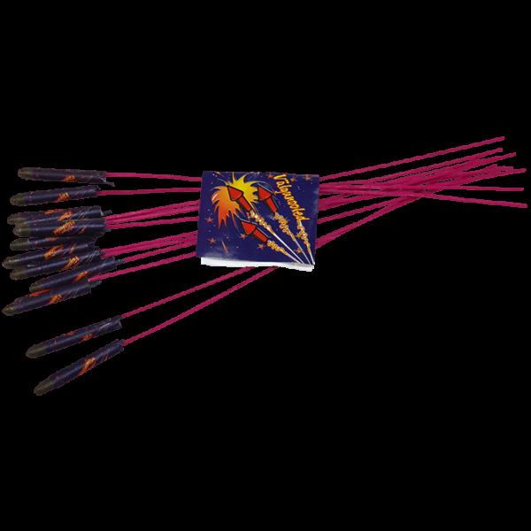 Va lgunooled Ilutulestiku raketid