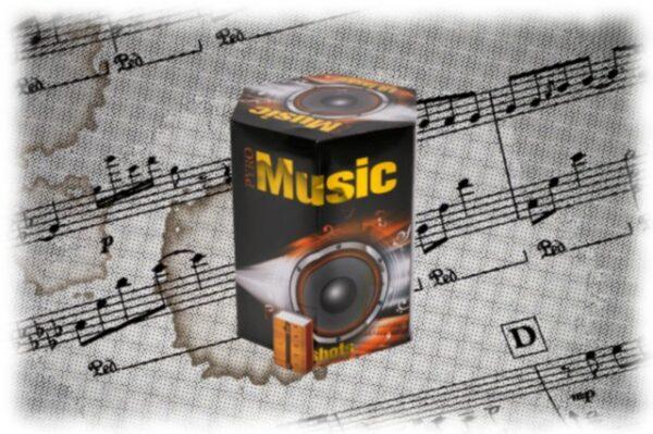 ilutulestiku patarei music